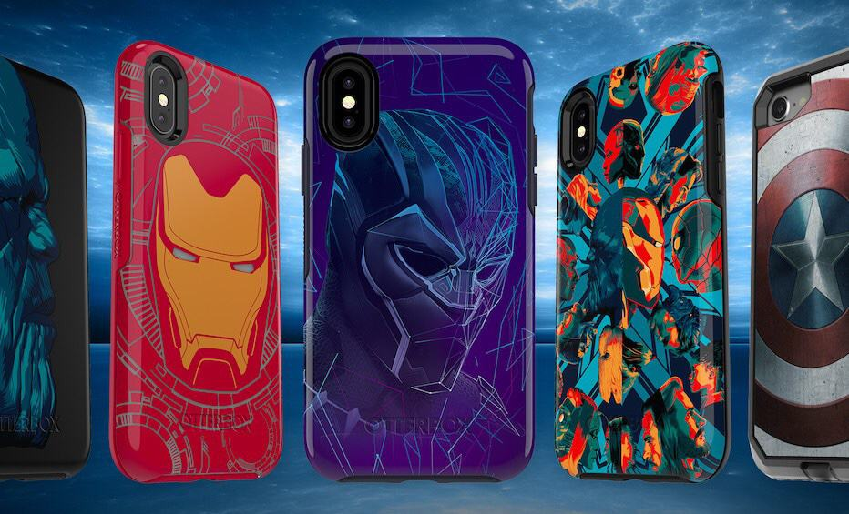 Avengers: Infinity War iPhone cases
