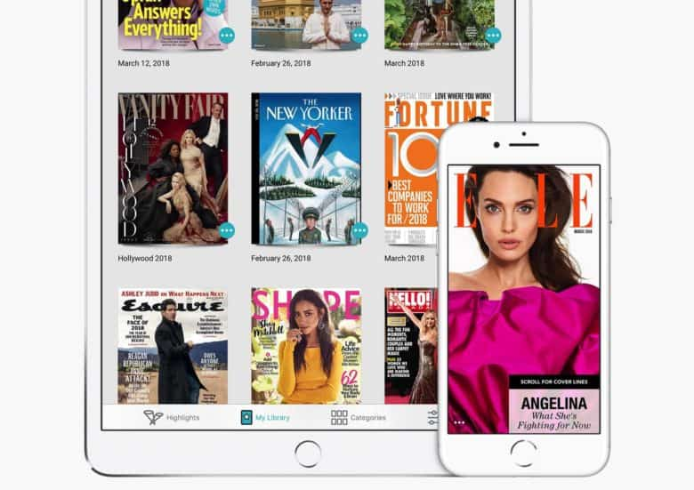 After Texture Acquisition, Apple's Prepping News Subscription Service