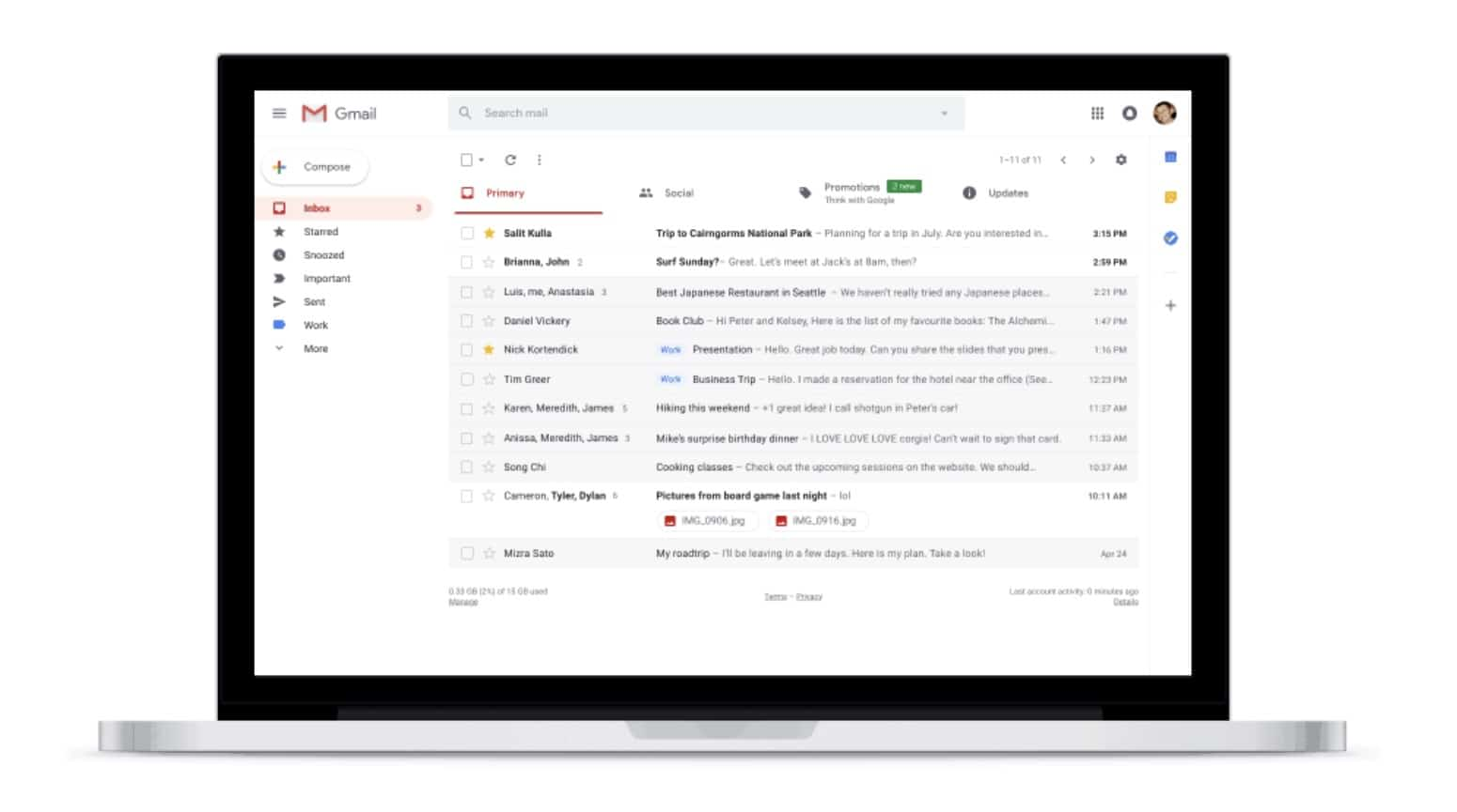 Gmail-redesign-web