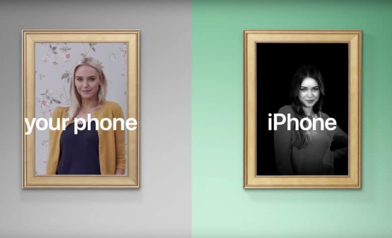 Apple throws shade at Android in hilarious iPhone ads ...
