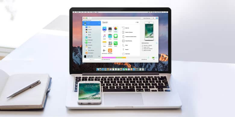 Manage your iOS data easily and without messing around with iTunes.