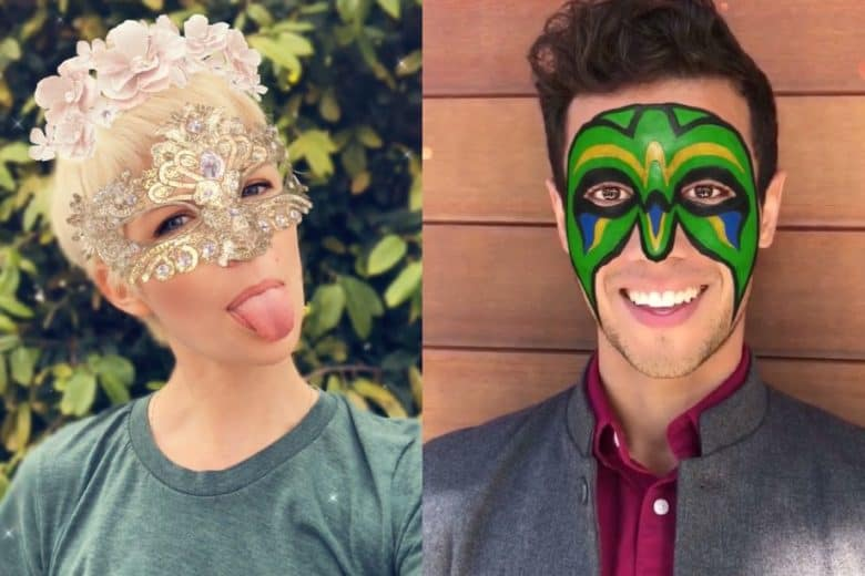 Snapchat's AR Lenses finally arrive on iPhone X | Cult of Mac