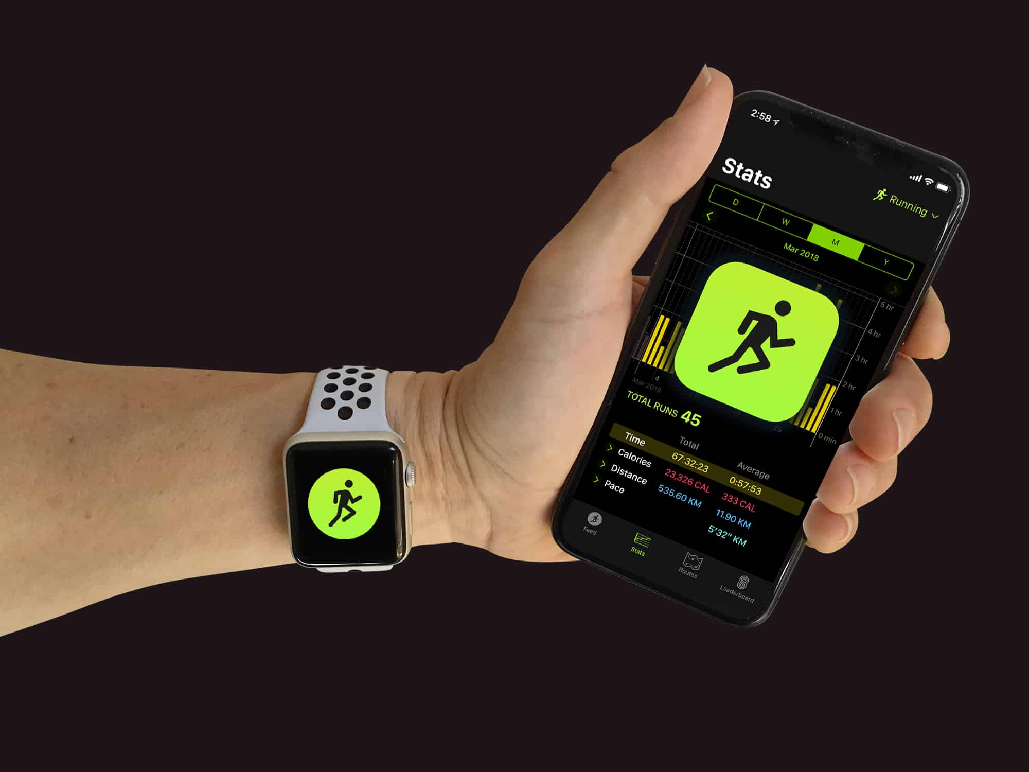 It's about time Apple Watch got a Workout buddy