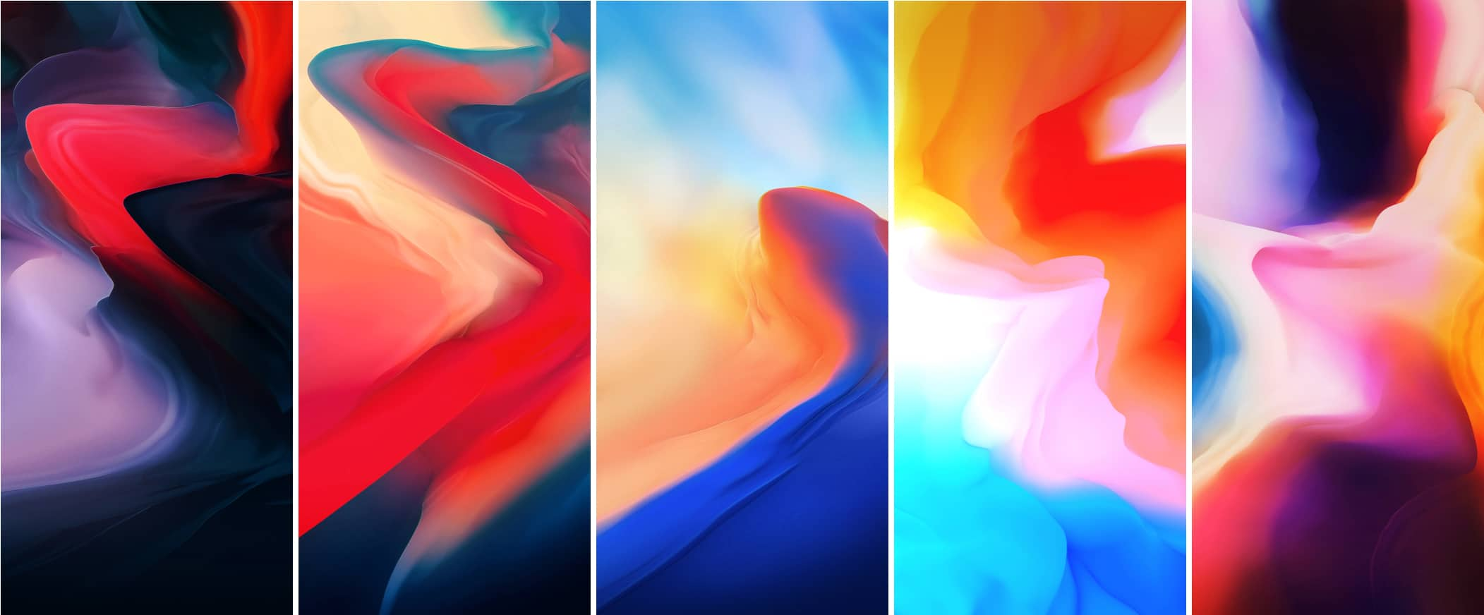 OnePlus 6 wallpapers for iPhone X