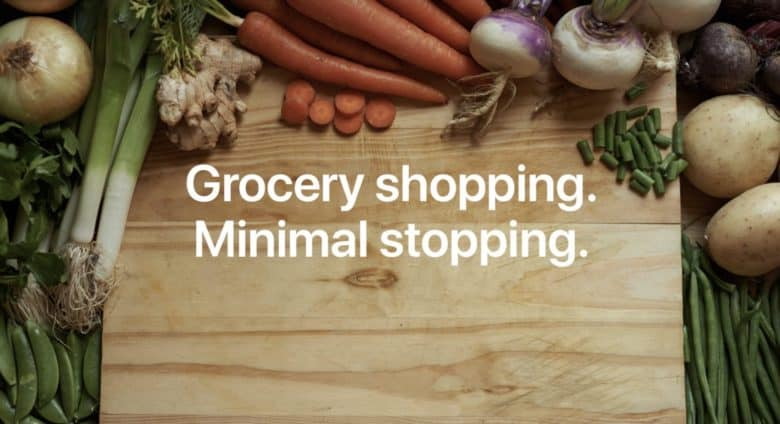 Apple Pay Instacart free delivery promotion