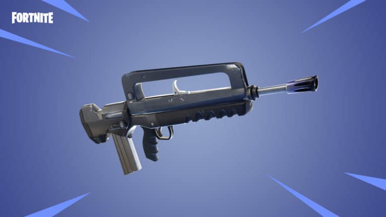 Fortnite burst assault rifle