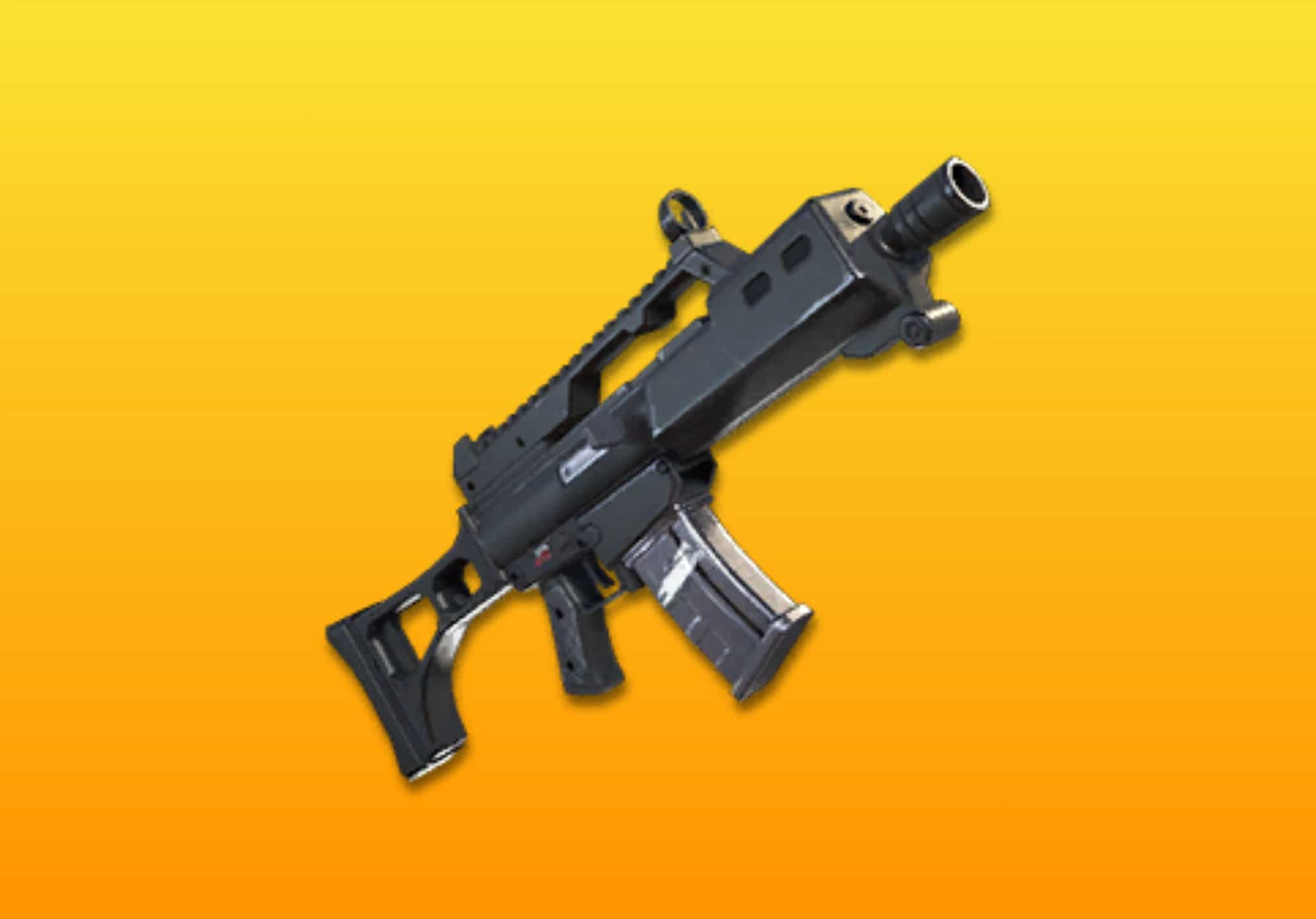 Fornite Battle Royale Bullpup Burst