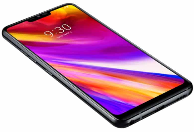 LG G7 ThinQ with MLCD+ display