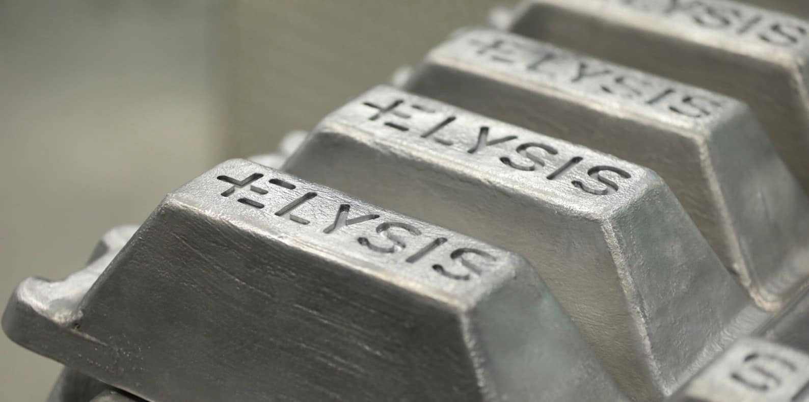 Elysis produces greener aluminium that will someday be used in iPhones.
