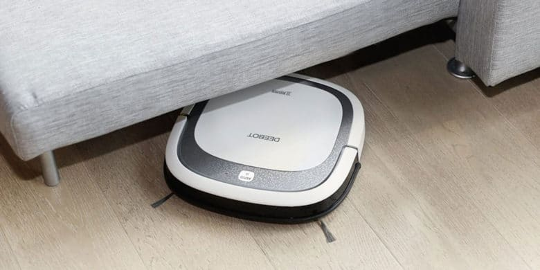 This mini robovac is also super versatile, and can be operated right from your phone.