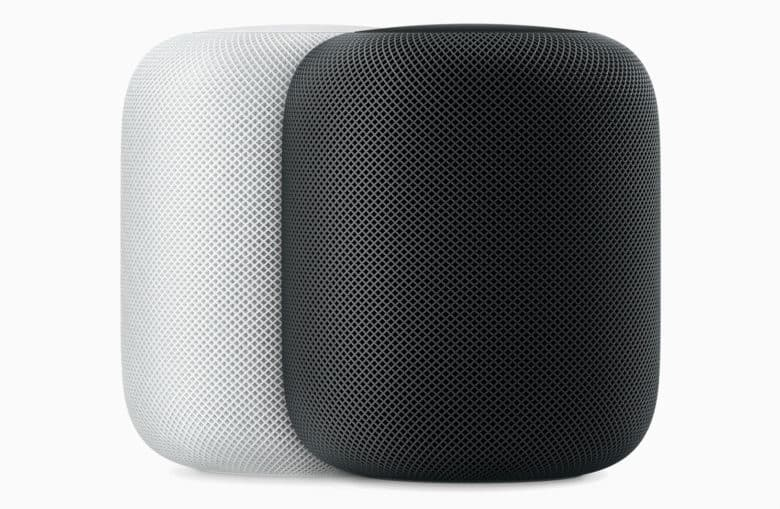 With AirPlay 2, two HomePods now work in stereo.