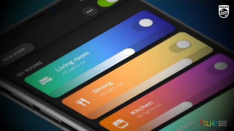 Philips Hue App Update Makes Smart Lighting Even Easier