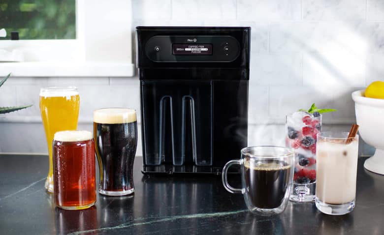 PicoBrew Pico U brewing appliance is smaller, cheaper and far more capable than its predecessors.