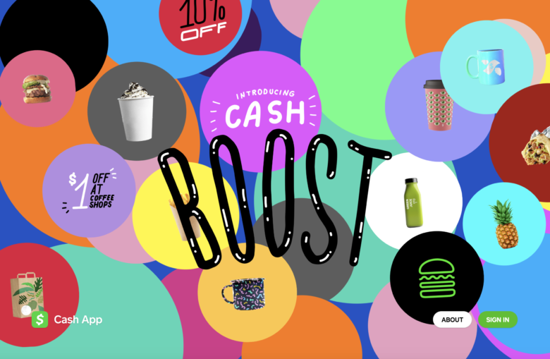 Square's Cash Boost rewards program offer new ways to save at Chipotle, Shake Shack and other chains.