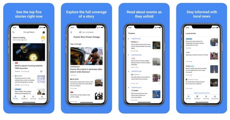 All-New Google News for iOS Download Hits the App Store