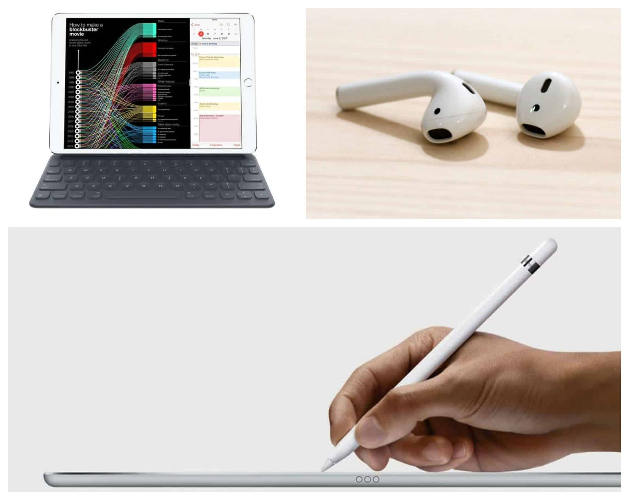 Sell your Apple accessories to us! The Cult of Mac buyback program will buy your used Apple Pencil, AirPods and Smart Keyboard.