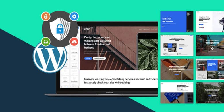 Get the tools you need to build and protect the WordPress site of your dreams.