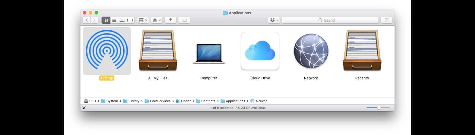 'Patent Troll' Sues Apple Over AirDrop Technology