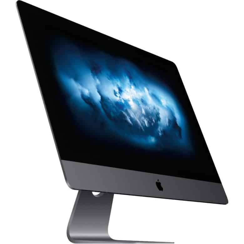 The 2018 27-inch iMac Pro packed screaming specs inside a Space Gray body.