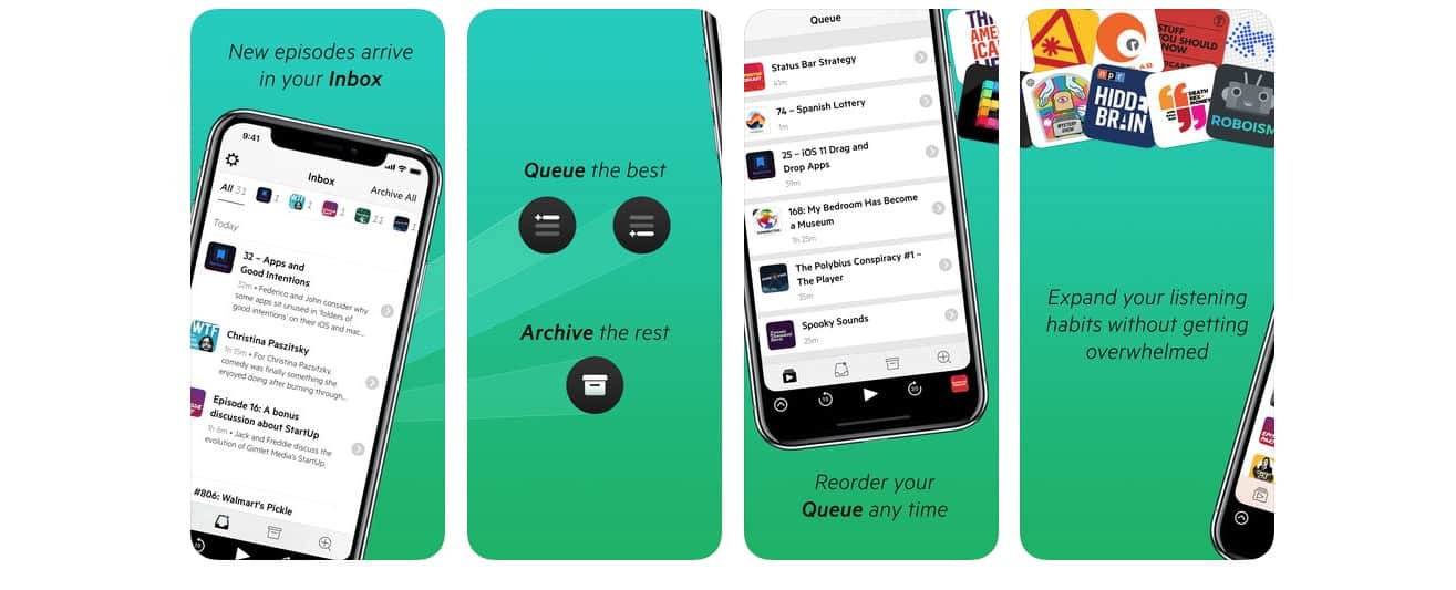 The Castro Podcasts app adds a subscription model in version 3.