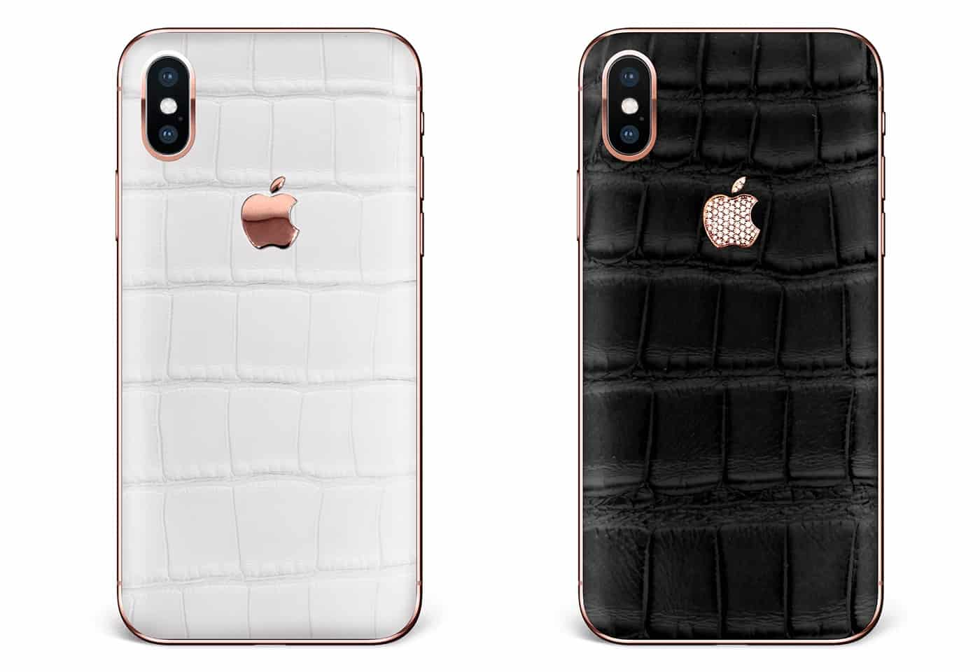 hot sale online a43c7 c5cdf This alligator skin iPhone X will destroy your bank account | Cult ...