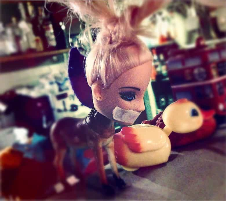 Now you can mute Instagram, just like this creepy doll.