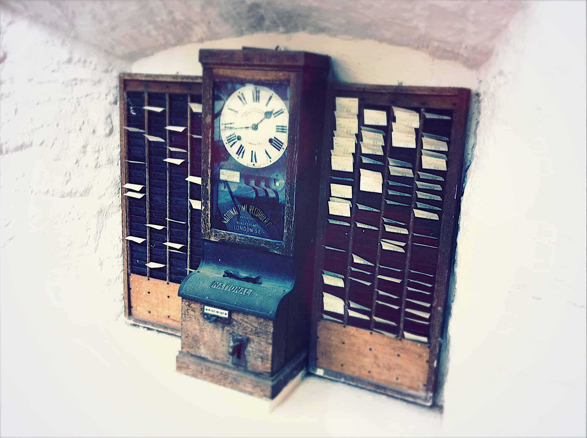clock memories