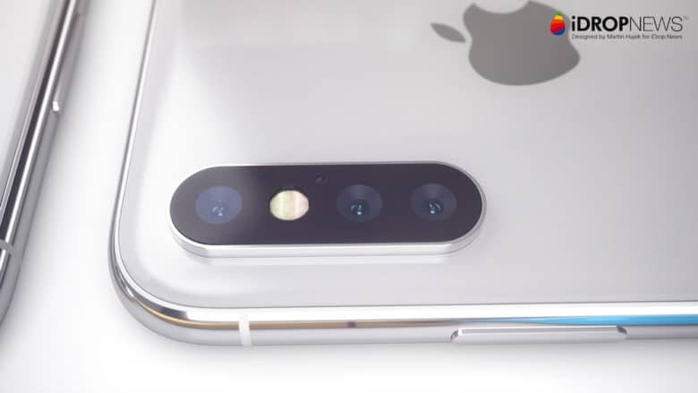Apple could launch iPhone with triple rear cameras in 2019, says analyst