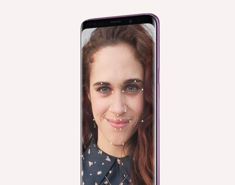 Samsung Intelligent Scan Face ID