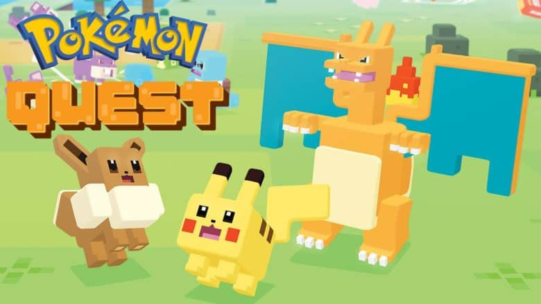 Pokémon Quest iOS