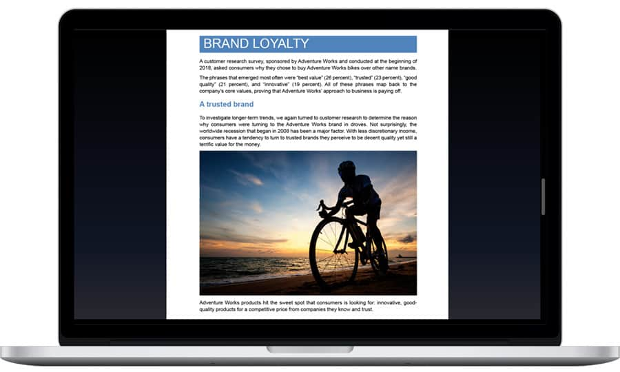 Focus Mode in Word from Office 2019 for Mac