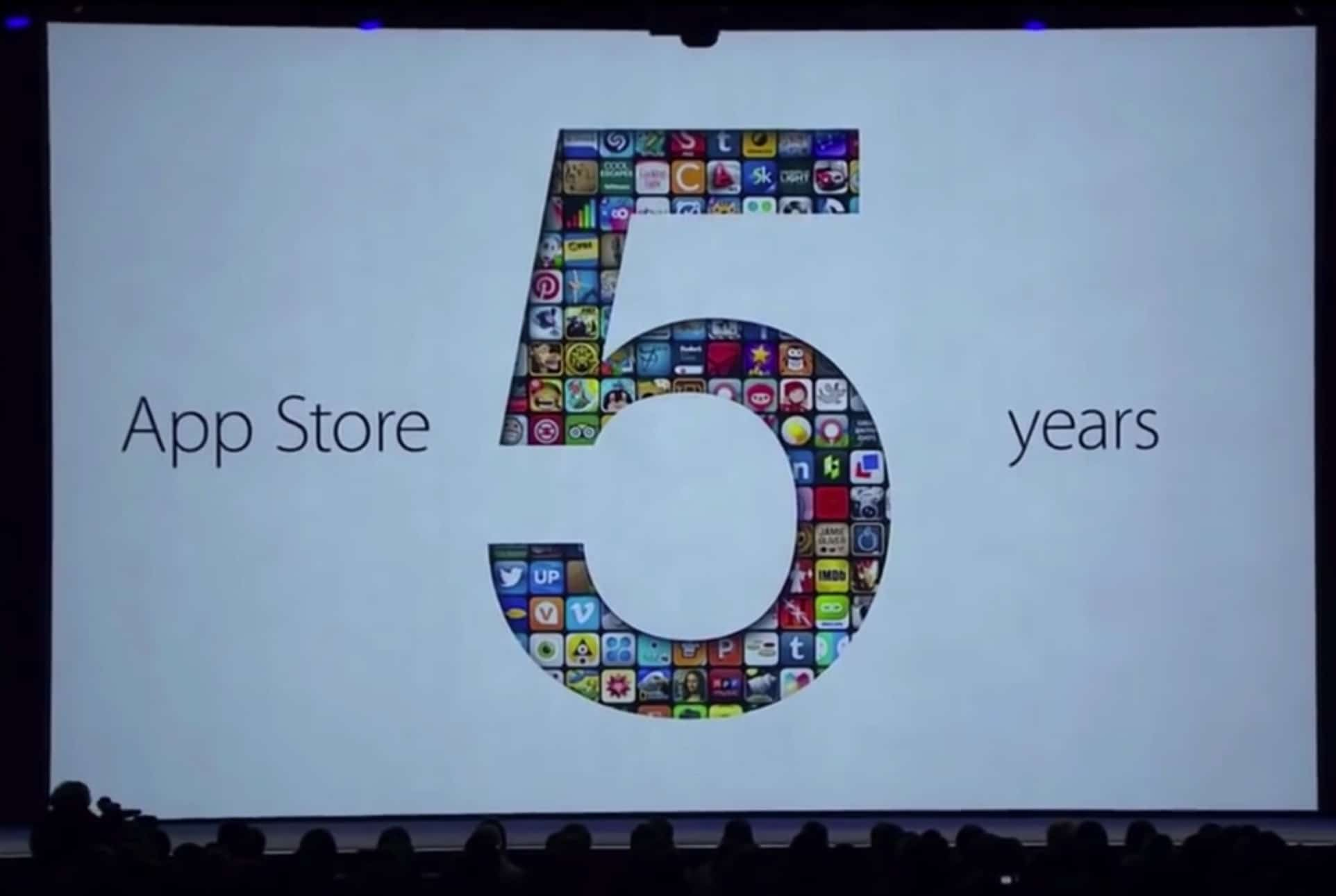 In its first five years, the App Store becomes an unstoppable money machine, paying out $10 billion to app developers.