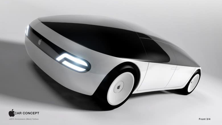 Here's how Apple Car might eliminate blind spots