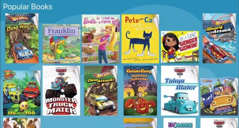 Amazon FreeTime Unlimited for kids now available on the Apple App Store.