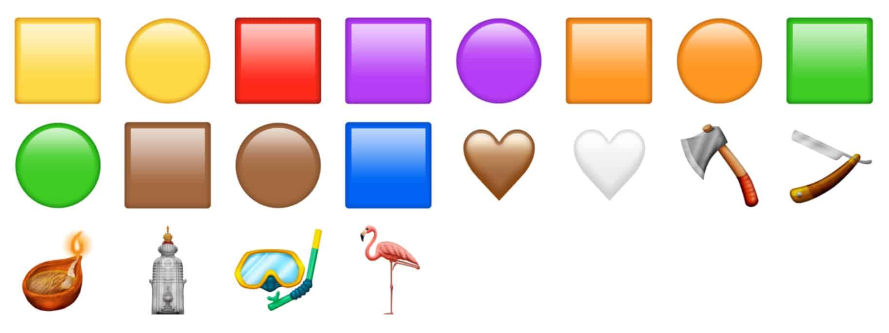 emoji for 2019