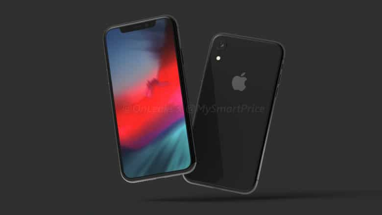 6.1-inch 2018 iPhone concept image