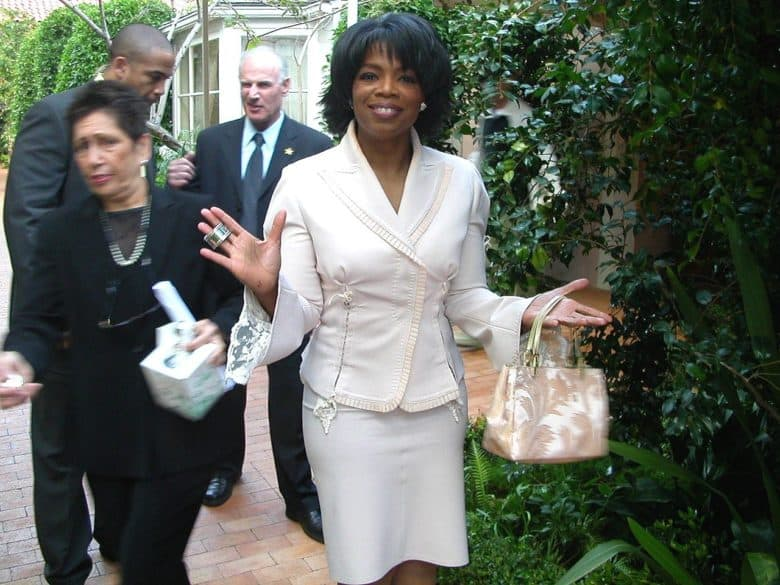 Apple just landed Oprah Winfrey, the