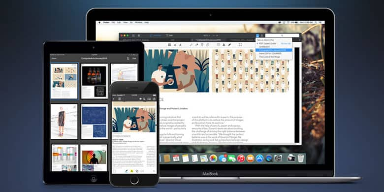 Make PDFs into putty in your hands with this award winning editing app.