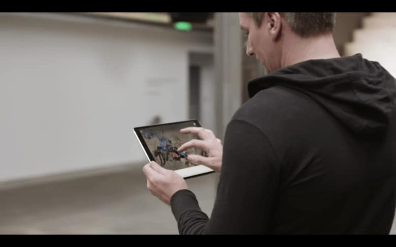 Adobe announced their new authoring tool for AR, called Project Aero.