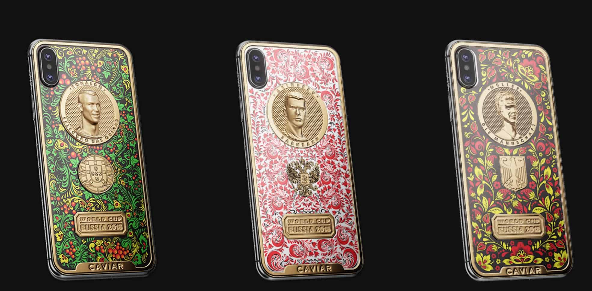 World Cup iphones