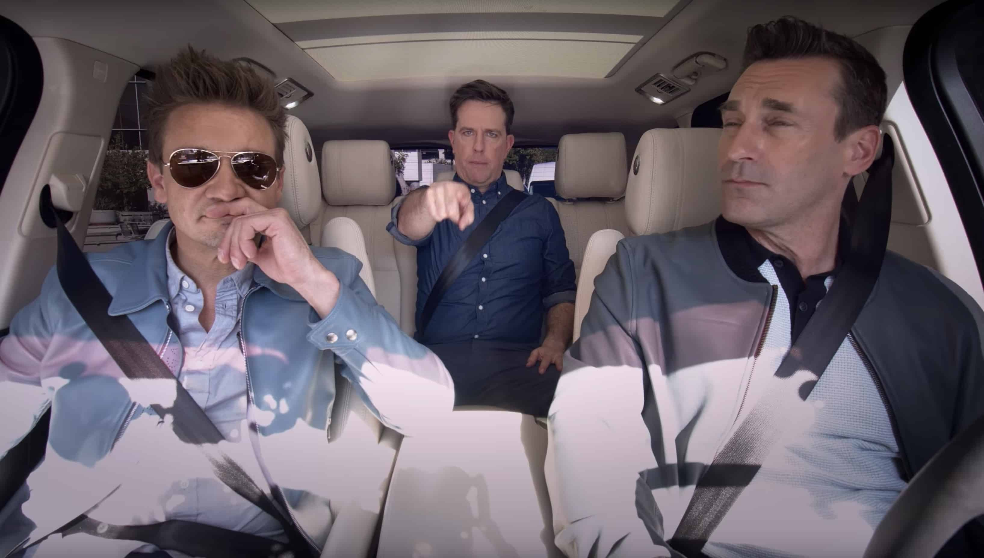 We all know Ed Helms can sing, but what about his Tag castmates? Find out in the new Carpool Karaoke teaser.