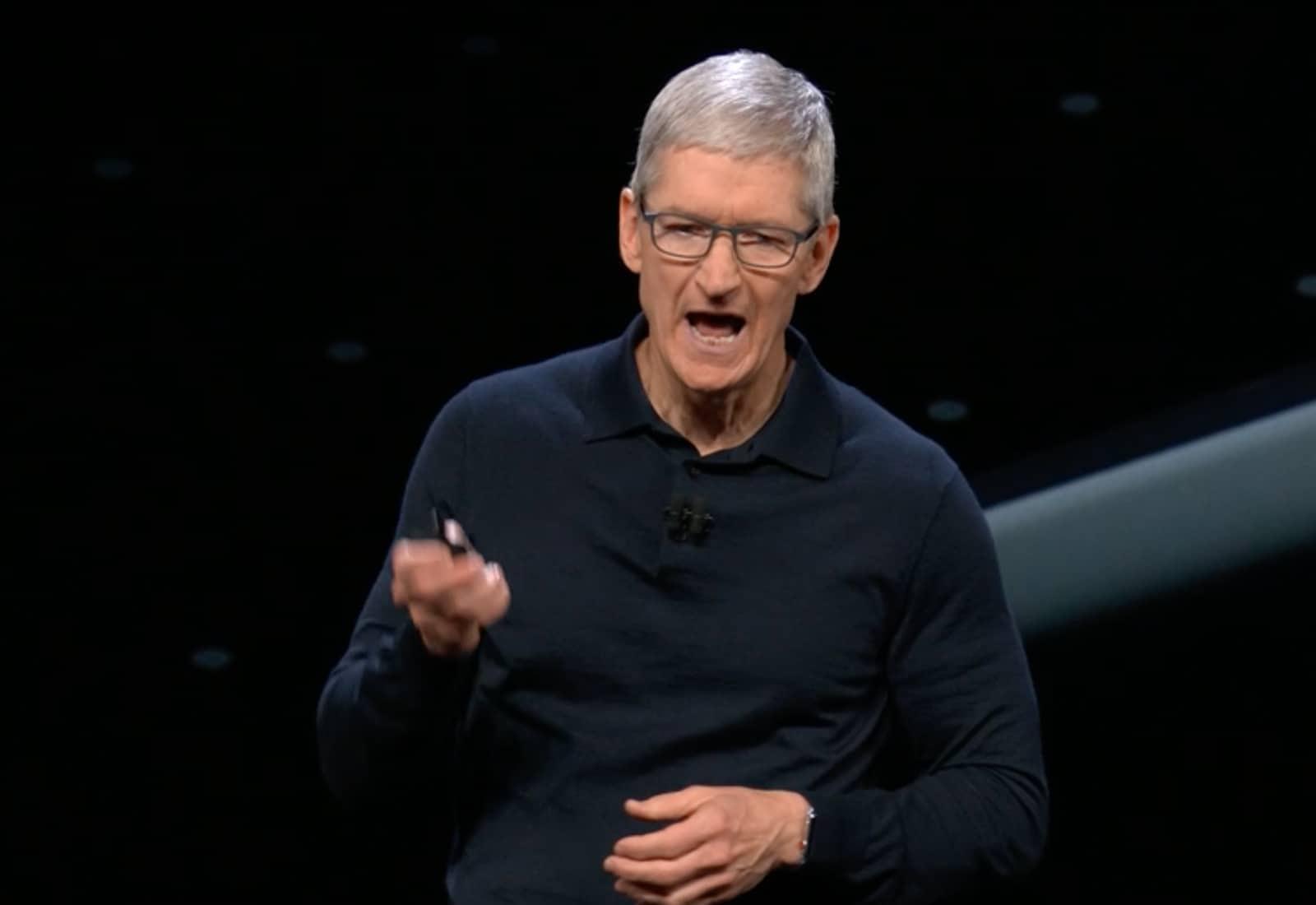 Apple revenues