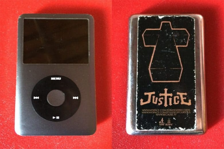 Justice iPod