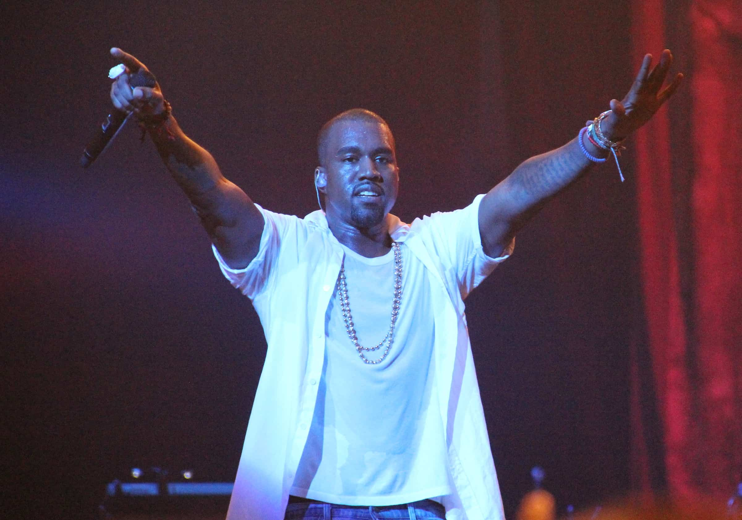 Kanye West's new album Ye drops today on Apple Music (and elsewhere).