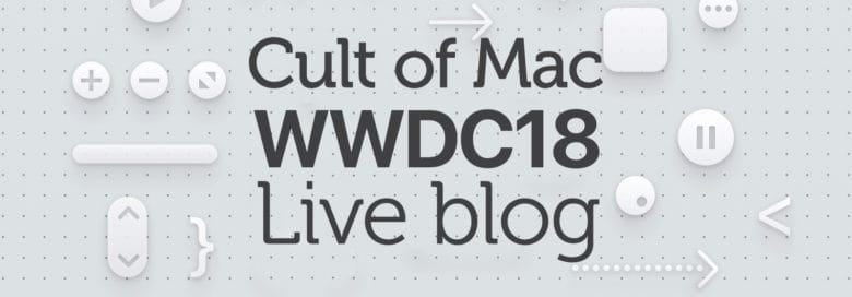 Get in on all the Apple action with our WWDC 2018 live blog.