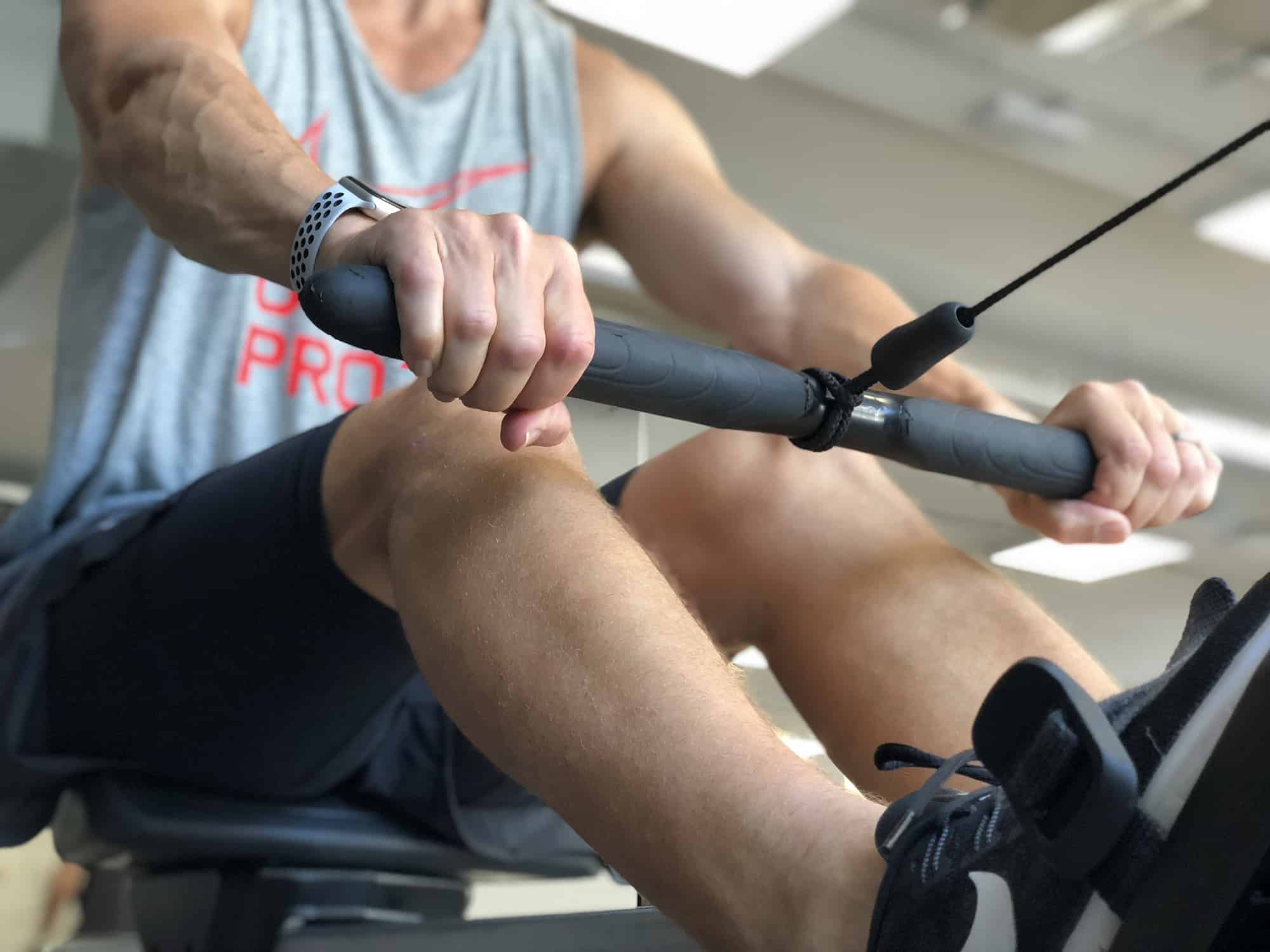 Rowing with Apple Watch is like 2 workouts in 1  Here's how