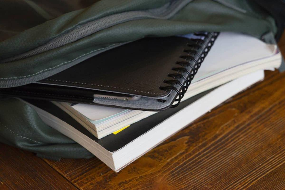 iPad sketchbook cover