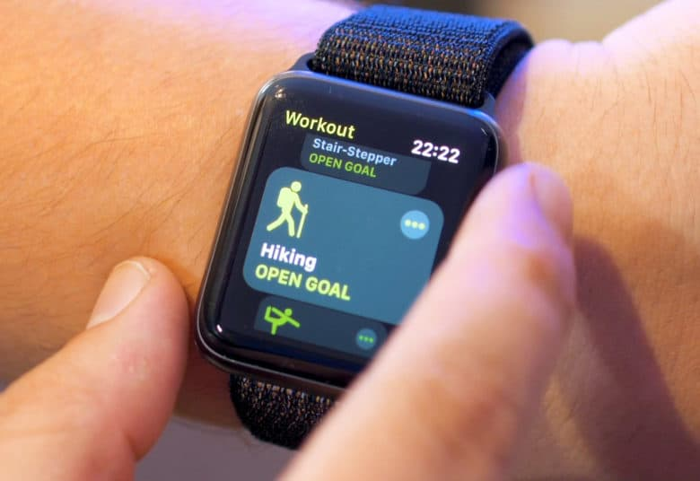 Hiking and yoga workouts arrive in watchOS 5