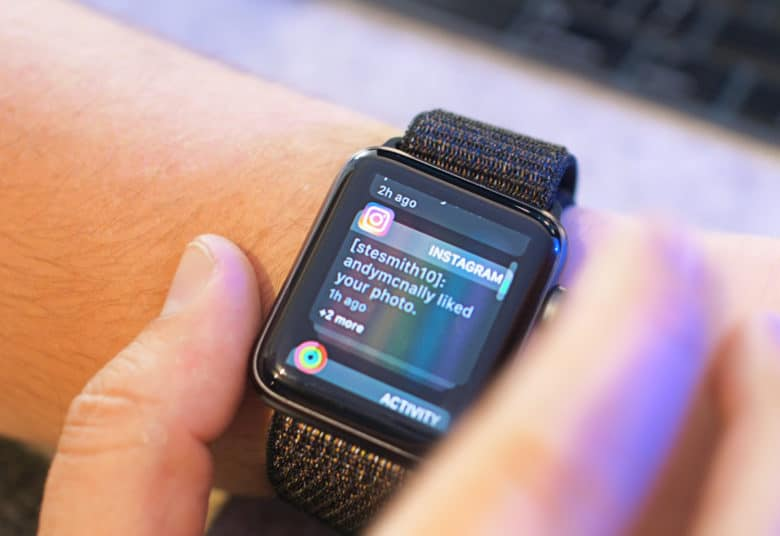 Thank Cook for grouped notifications in watchOS 5 for Apple Watch.