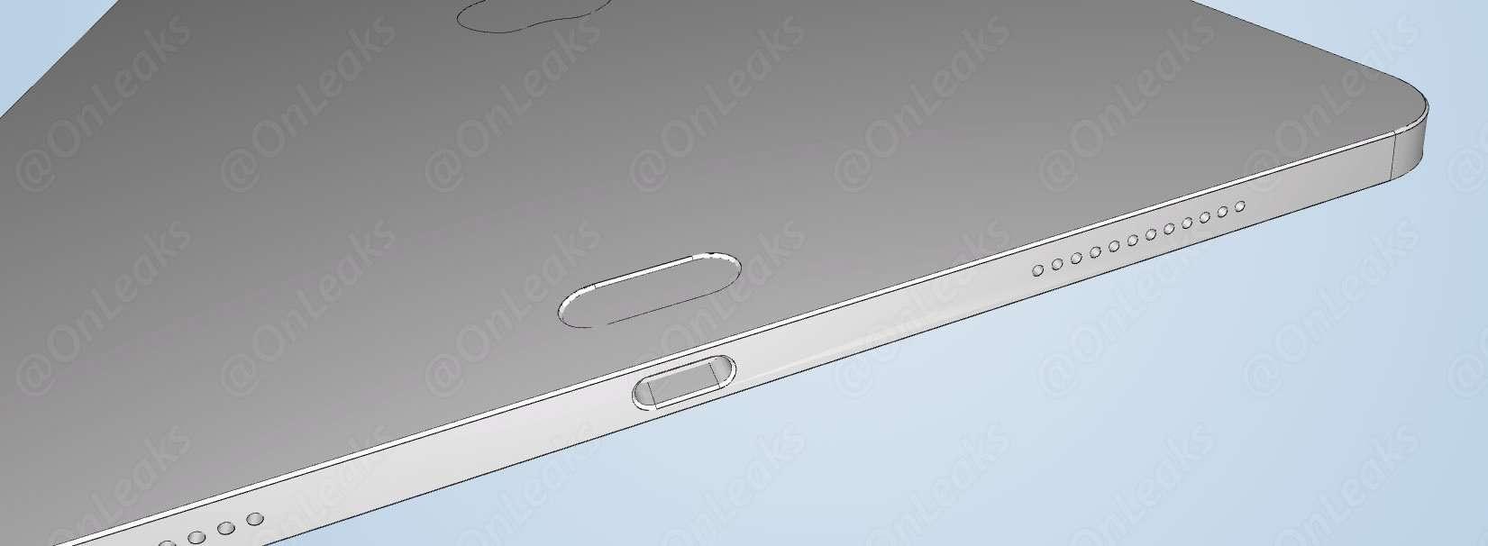 Leaked 2018 iPad Pro schematics